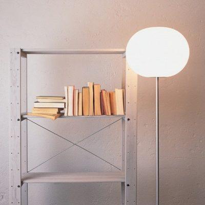 Flos glo ball f2 gulvlampe - det sikre valg til det stilfulde hjem