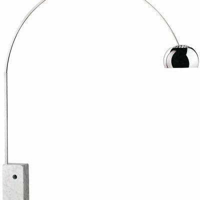 Flos gulvlampe, ikonet fra 1960'erne