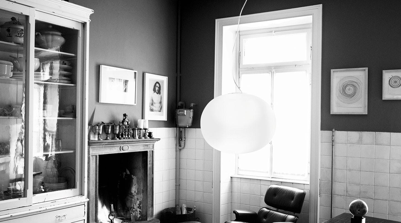 Glo Ball S2 pendel lampe. Den smukke lampe der vil pryde